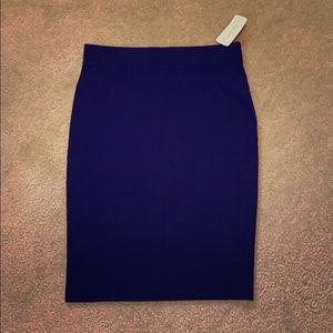 2/10$ Forever 21 Knee length pencil skirt NWT